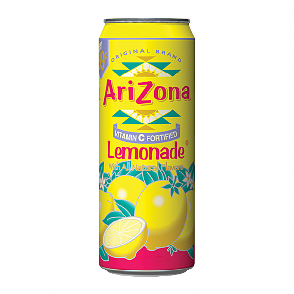 Arizona Lemonade 23oz (680ml)